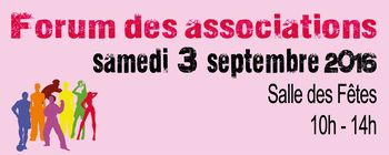 Forum des associations de Castelmaurou 3 septembre 2016