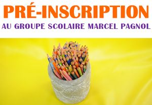 pre-inscription scolaire