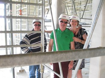 chantier m�diath�que 2015