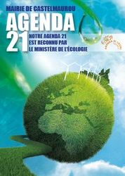 Castelmaurou reconnu Agenda 21 local France